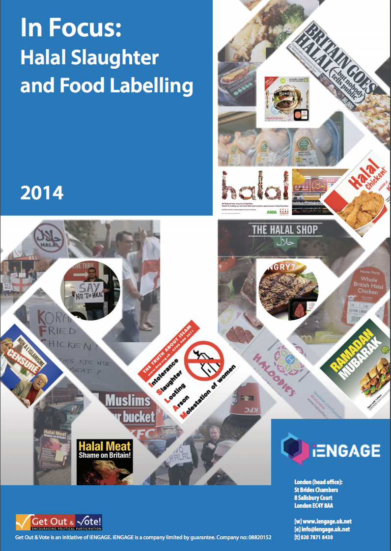 In Focus: Halal Slaughter and Food Labelling (2014)