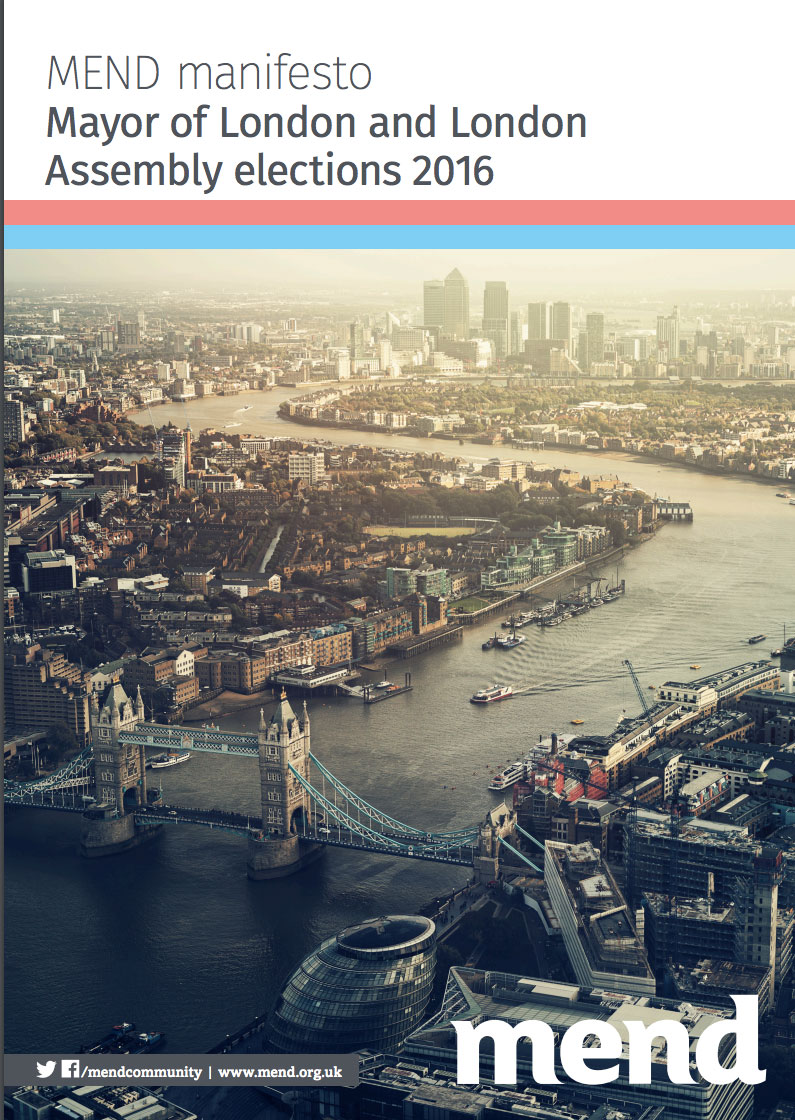 London Mayoral and GLA Elections Manifesto (2016)