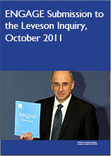 Submission to the Leveson Inquiry