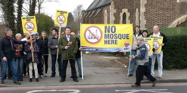BNP candidate faces possible teaching ban for anti-Muslim remarks in the classroom