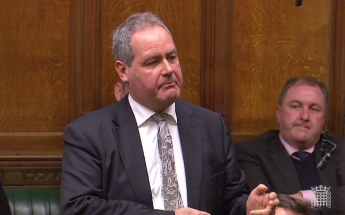 Anti-Muslim nationalists hosted in Parliament by Tory MP Bob Blackman
