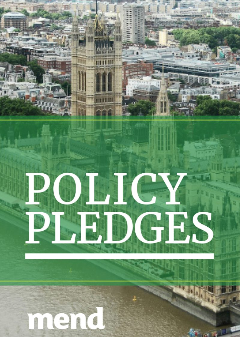 Policy Pledges Booklet – MEND