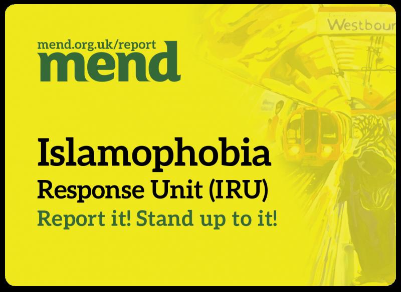 Islamophobia Response Unit (IRU) Toolkit