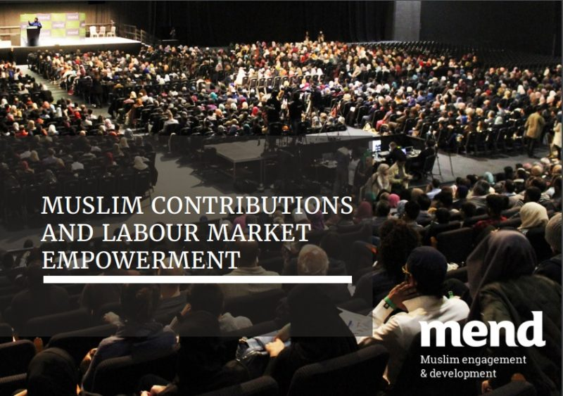 Muslim Contributions and Labour Market Empowerment