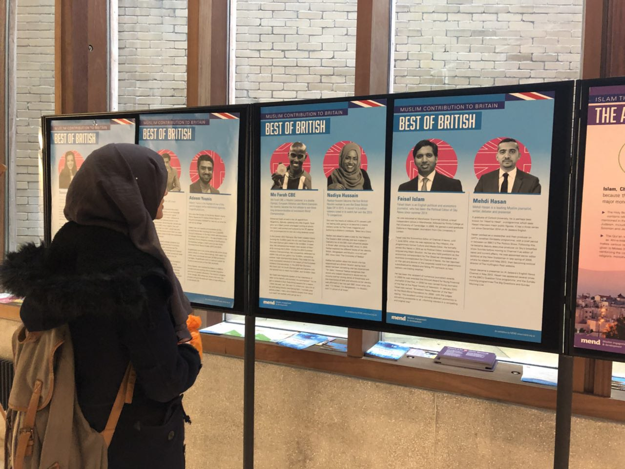 Discover Islam Week Exhibition at LSE