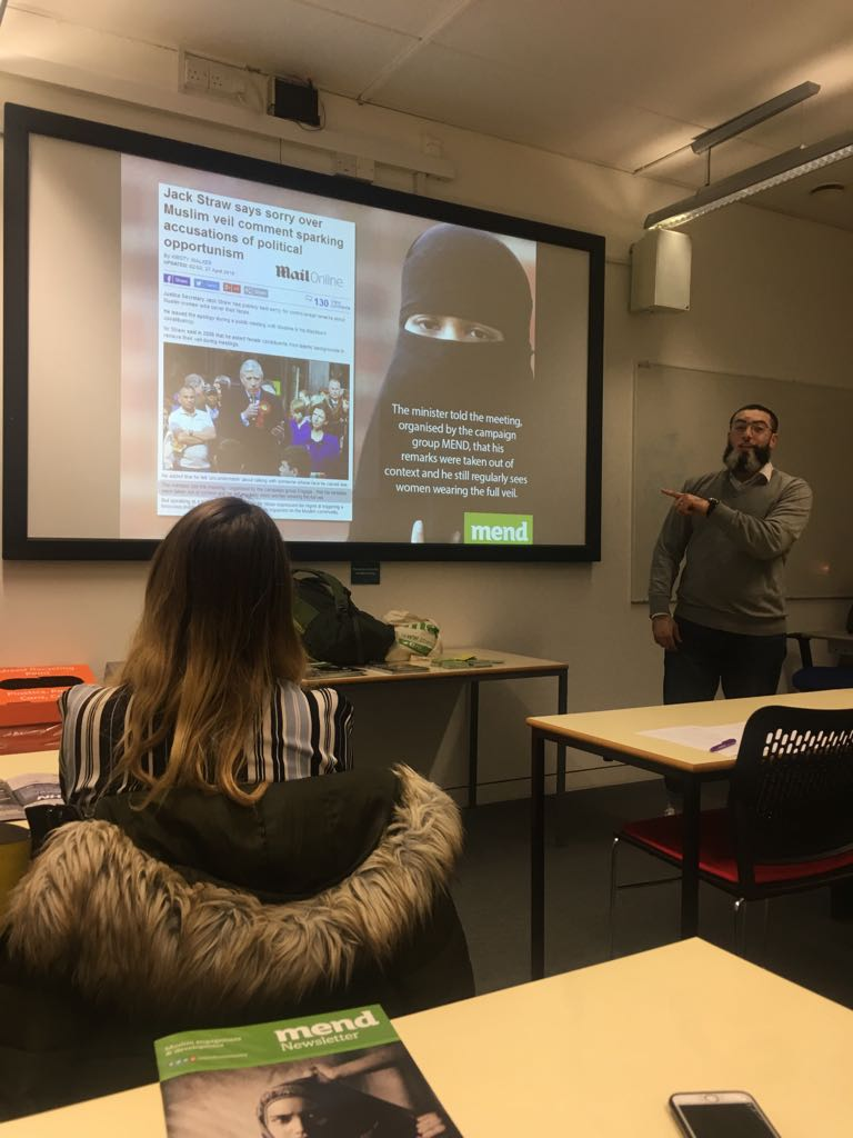 Islamophobia: Causes and Cures at Anglia Ruskin University