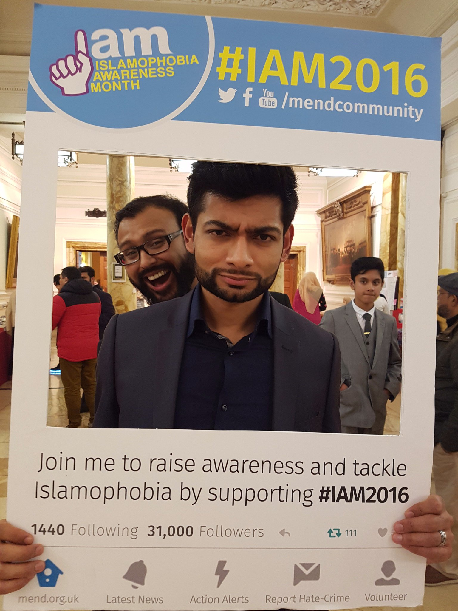 MEND's statement on the HJS's report attempting to thwart efforts to tackle Islamophobia
