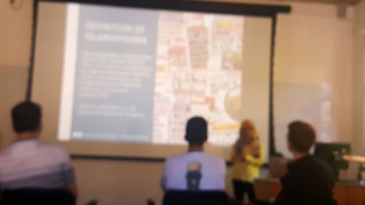 Causes and Cures of Islamophobia Presentation at SOAS