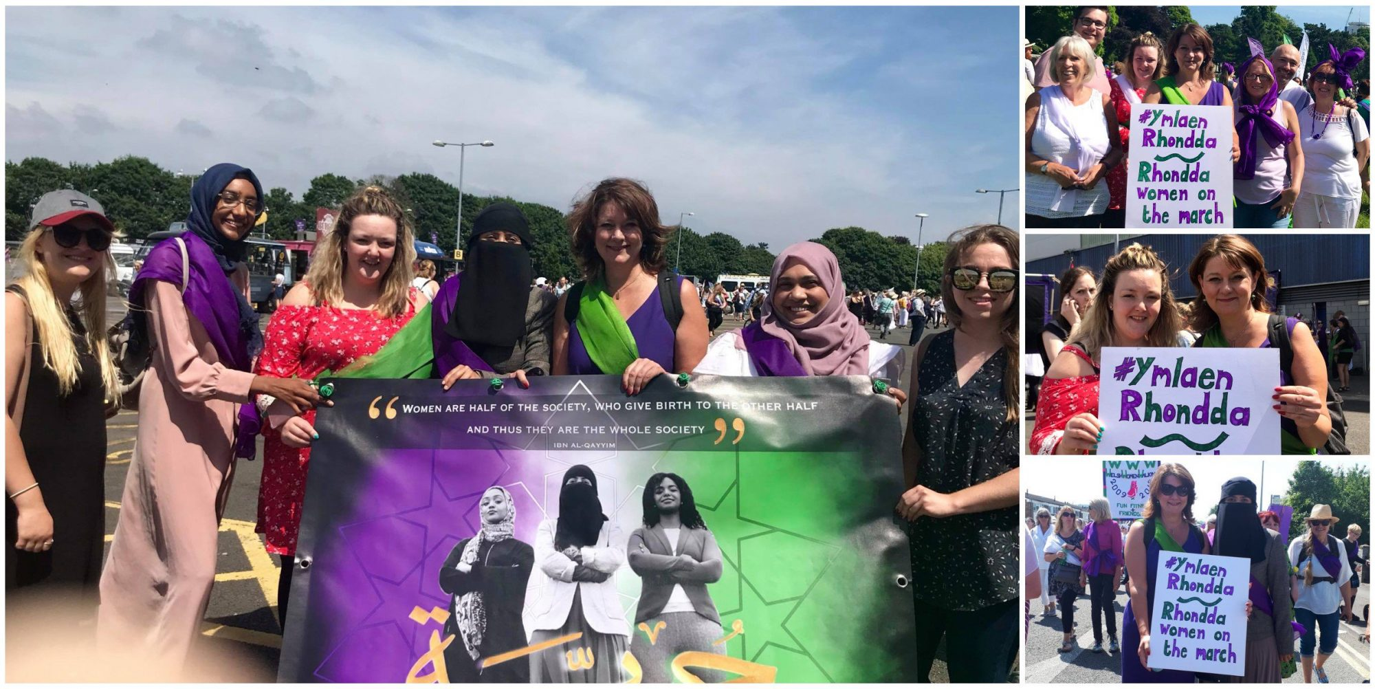 Cardiff for Processions 2018