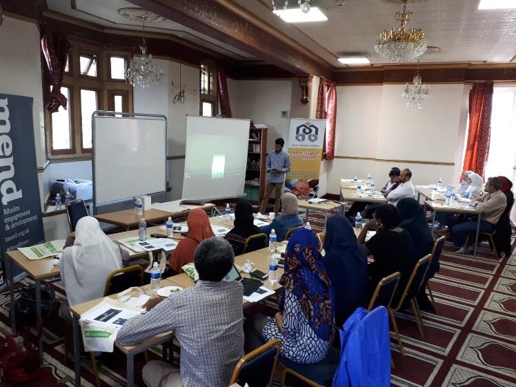 Politics Masterclass @ MSH Masjid Birmingham