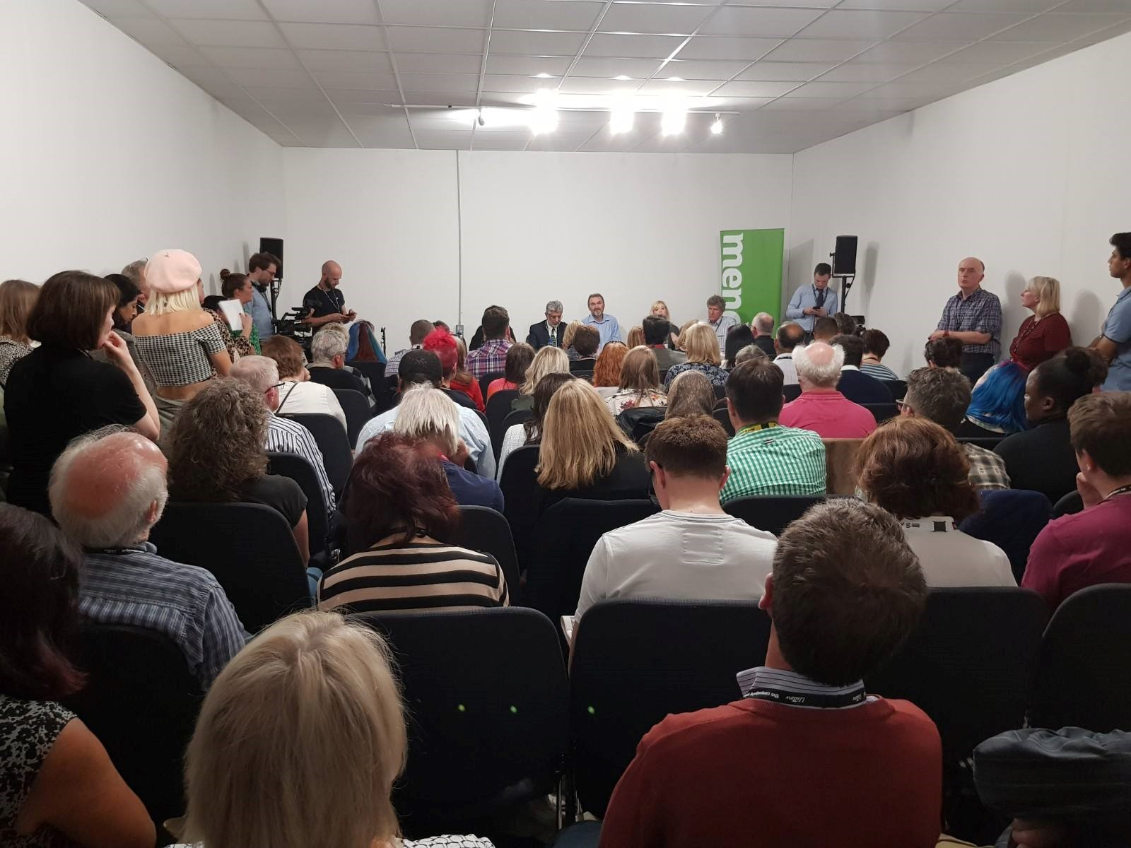 MEND co-hosts fringe event at Labour Party Conference: 'Media Manipulation of Minorities and Other Press Abuses'