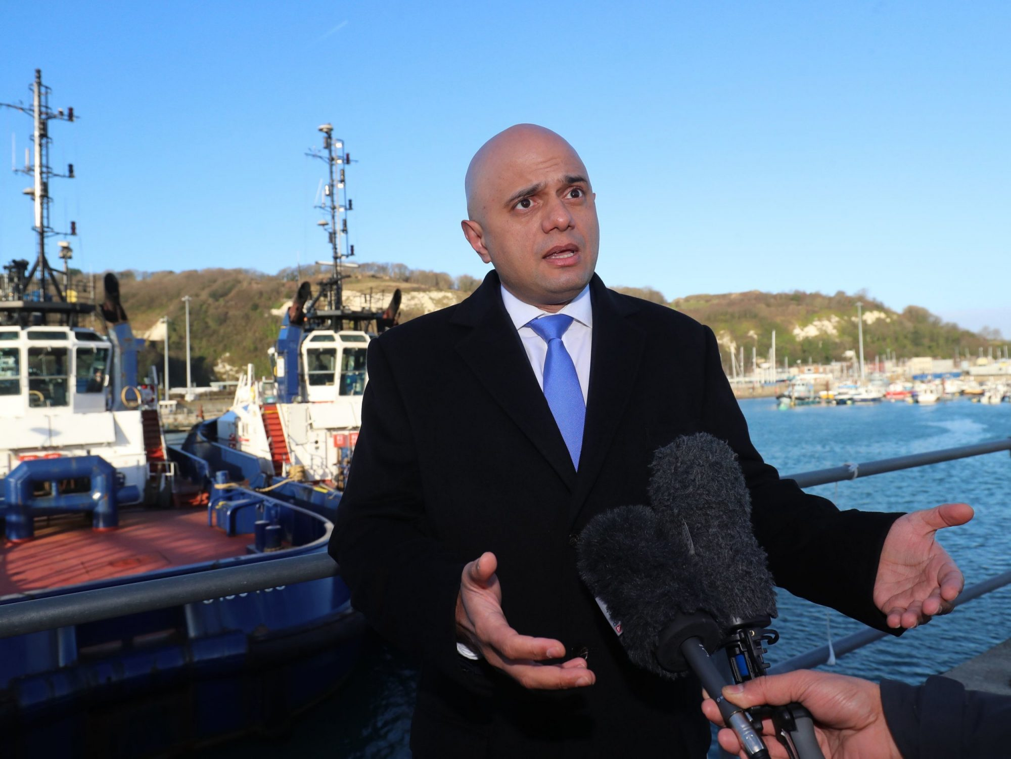 "Sajid Javid criticised for ""genuine"" asylum seekers comment"