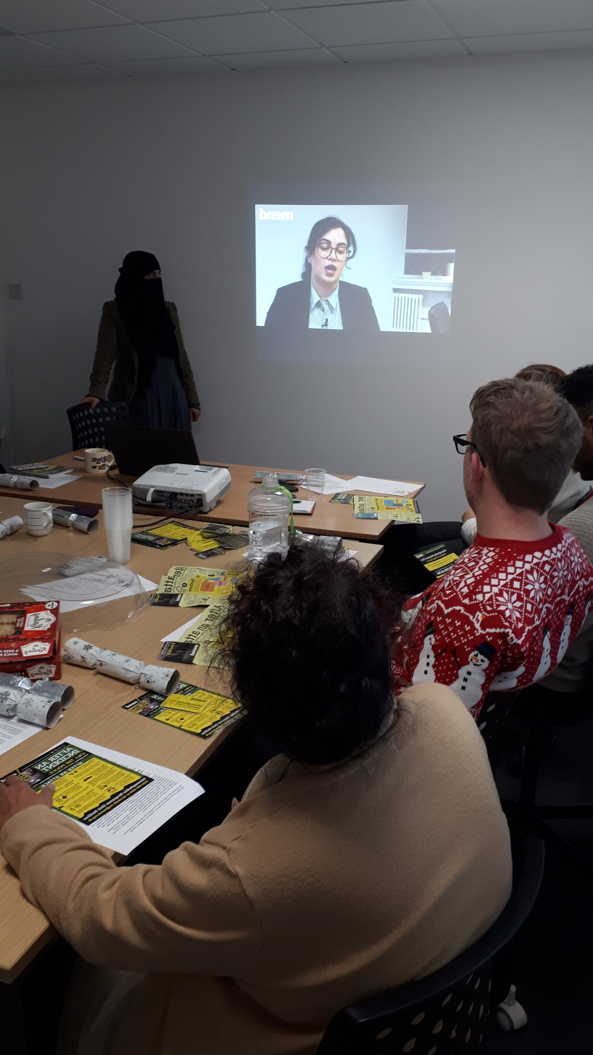 Training for victim support hate crime team in Wales