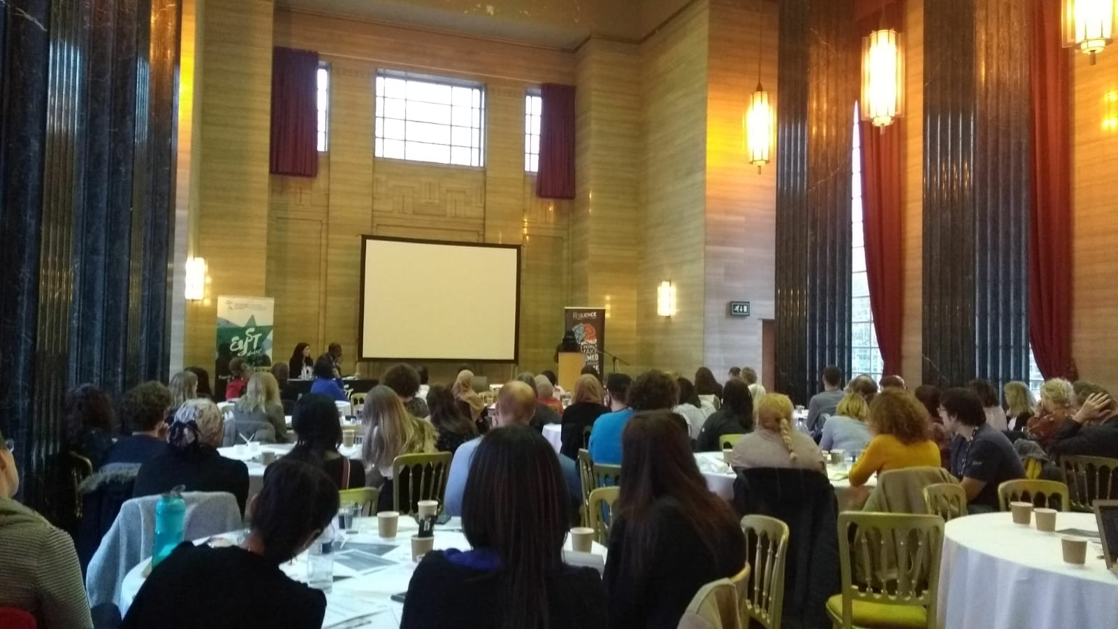 EYST resilience conference