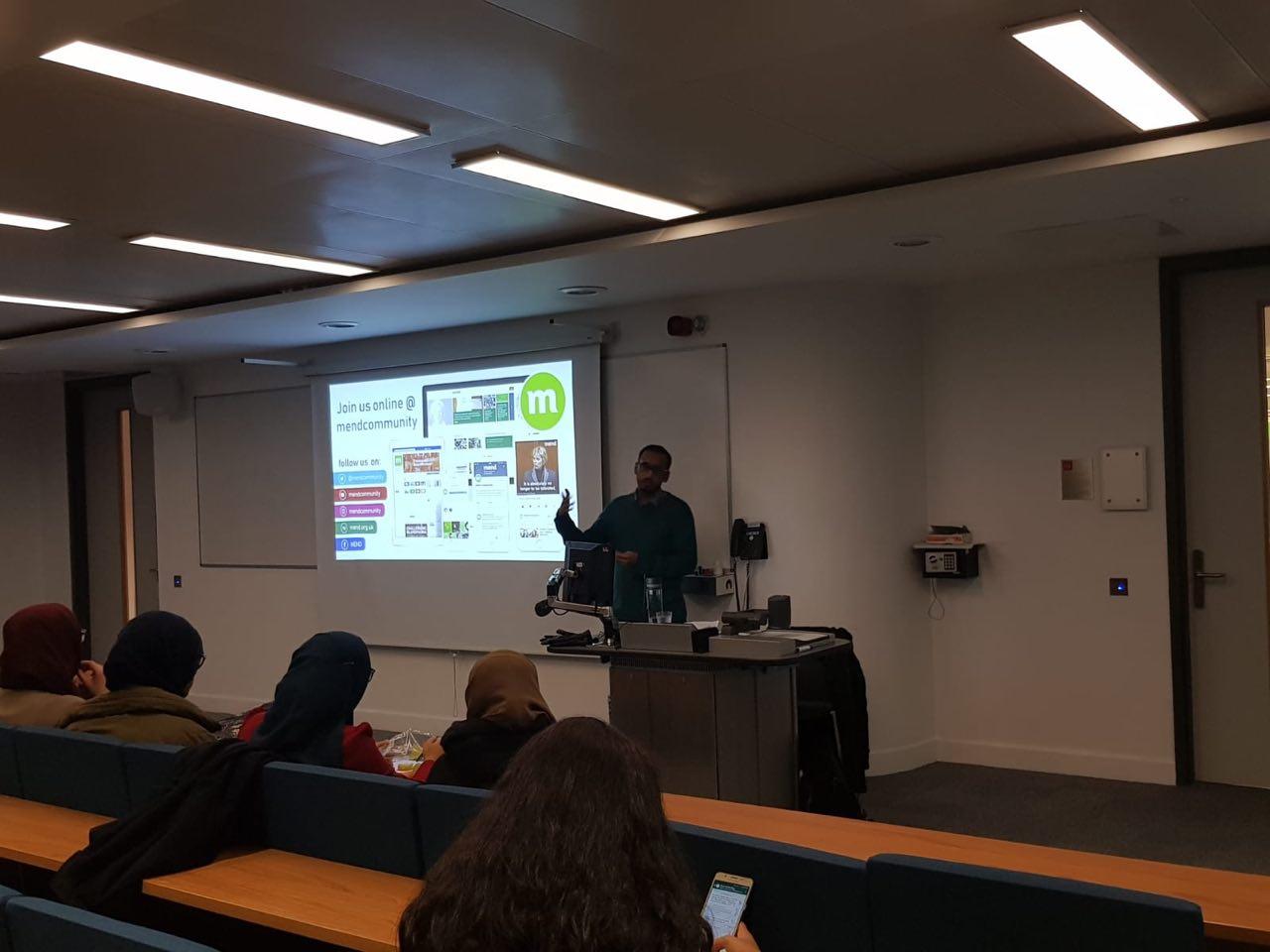 IAM2018 – C&C Presentation at LSE