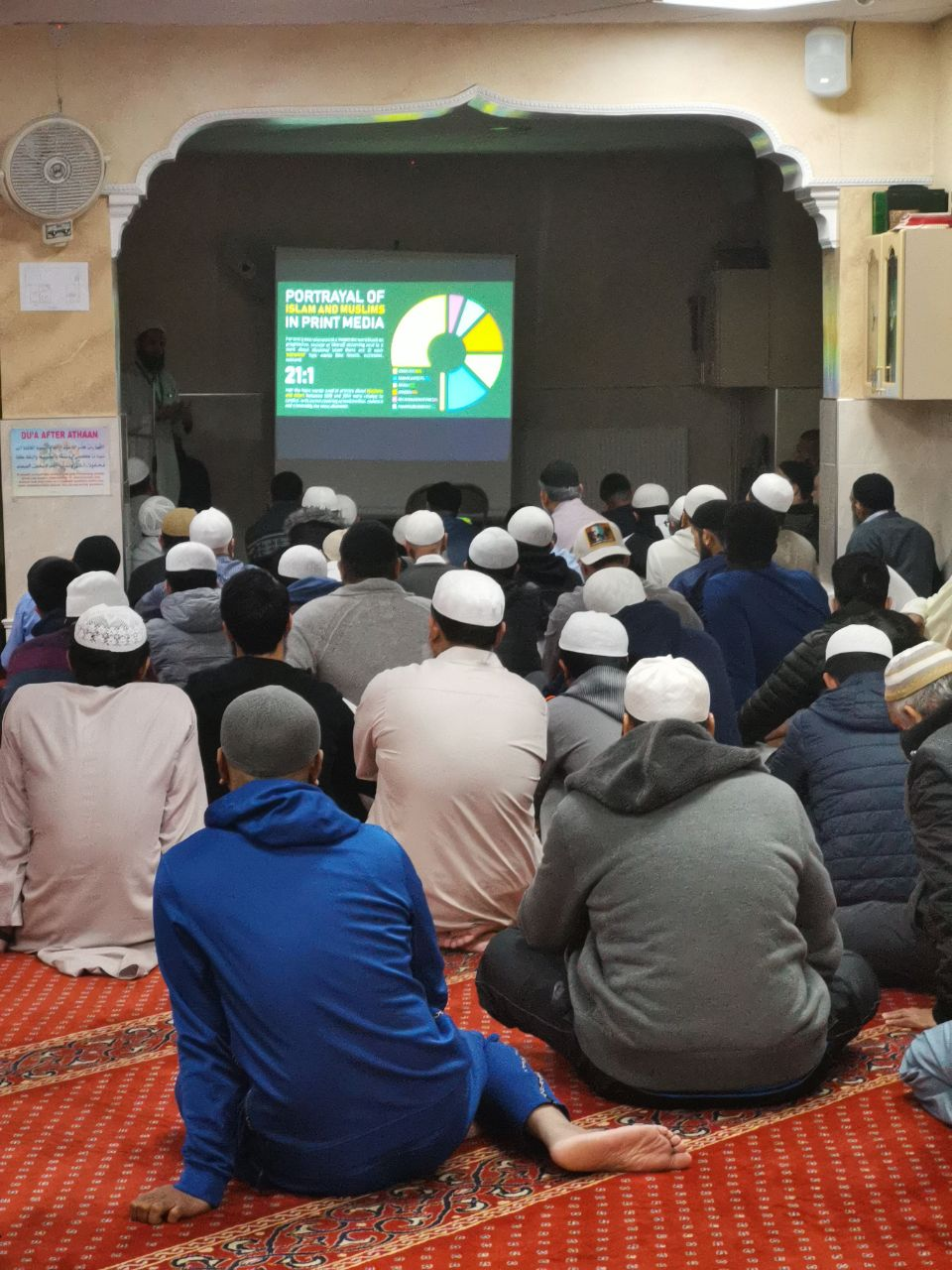 Islamophobia: Causes and Cures (Masjid Tauheed)