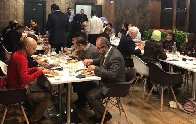 Tackling Islamophobia- Professionals' Dinner