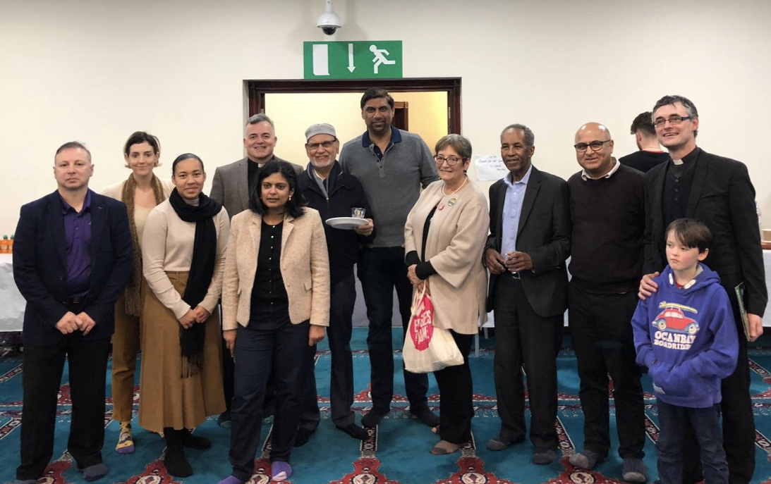 Visit My Mosque Day – Acton Mosque