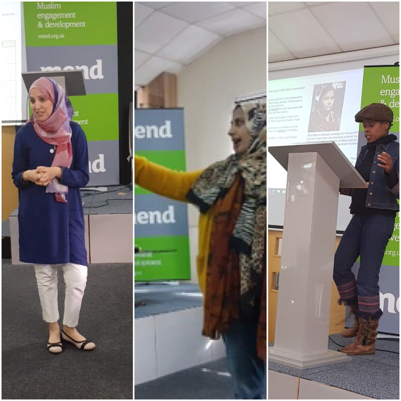 MEND Birmingham: Celebrated International Women's Day with Power!