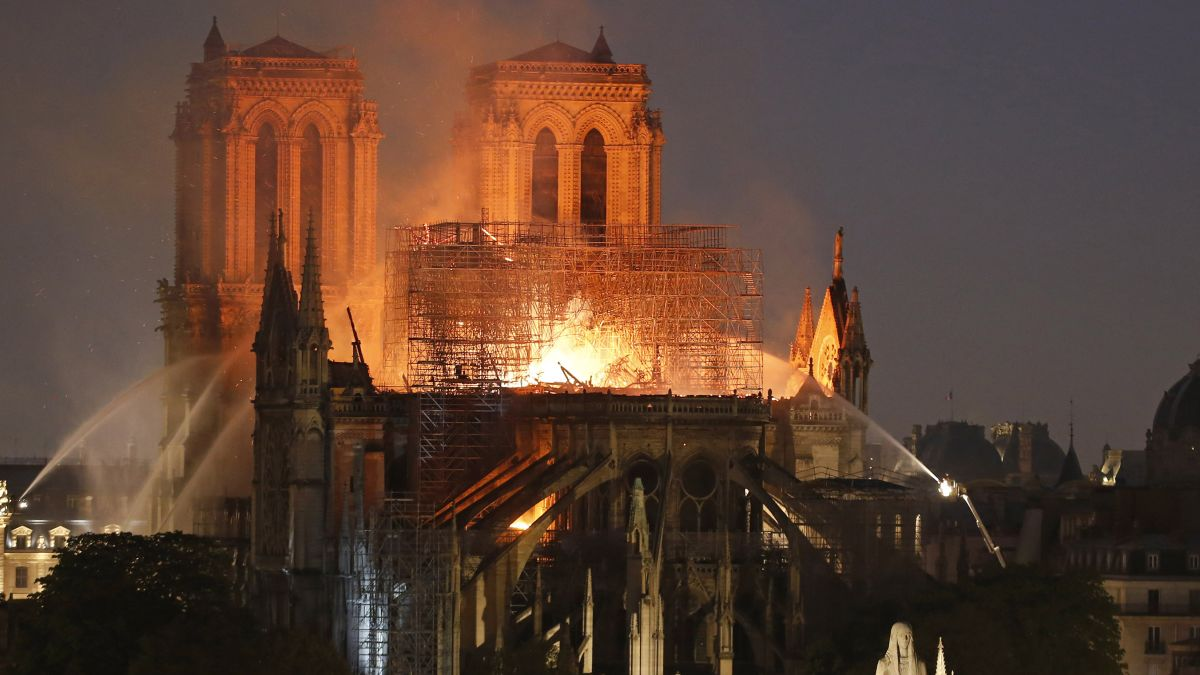 Notre Dame Fire Adopted within Anti-Muslim Narratives