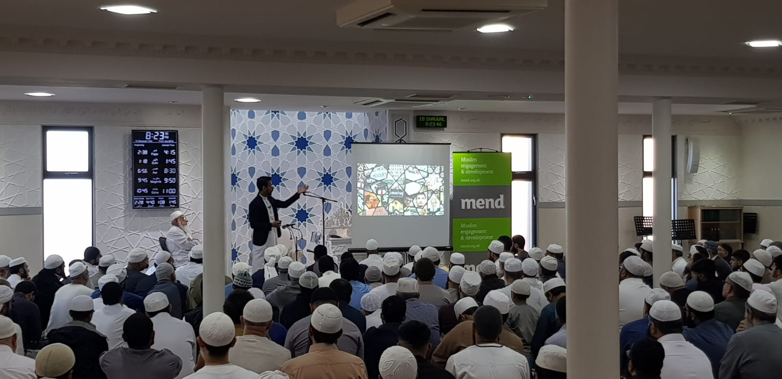 ECHOES OF IMAAN: Quwwatul Islam, Preston- Causes + Cures and Shaykh Sulaiman Moola