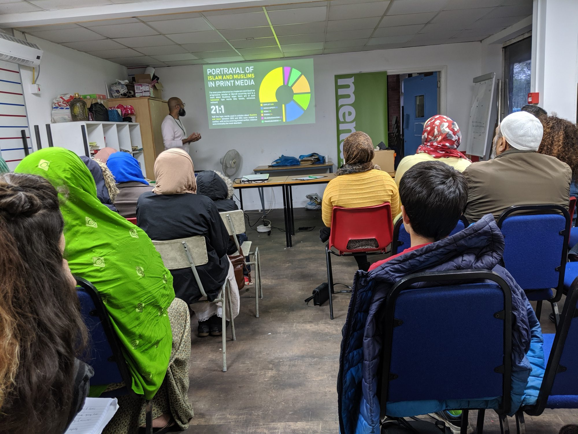 South Manchester Muslim Community Association- Causes and Cures of Islamophobia Presentation