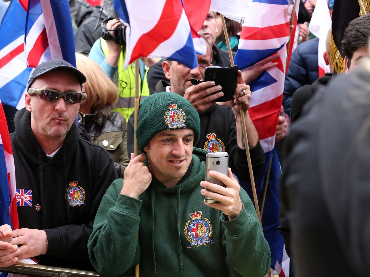 Britain First: an example of why online hate needs to be nipped in the bud