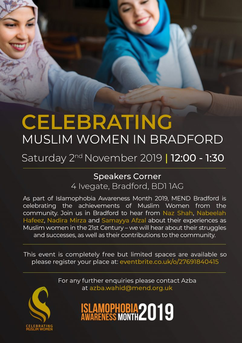 Celebrating Muslim Women in Bradford