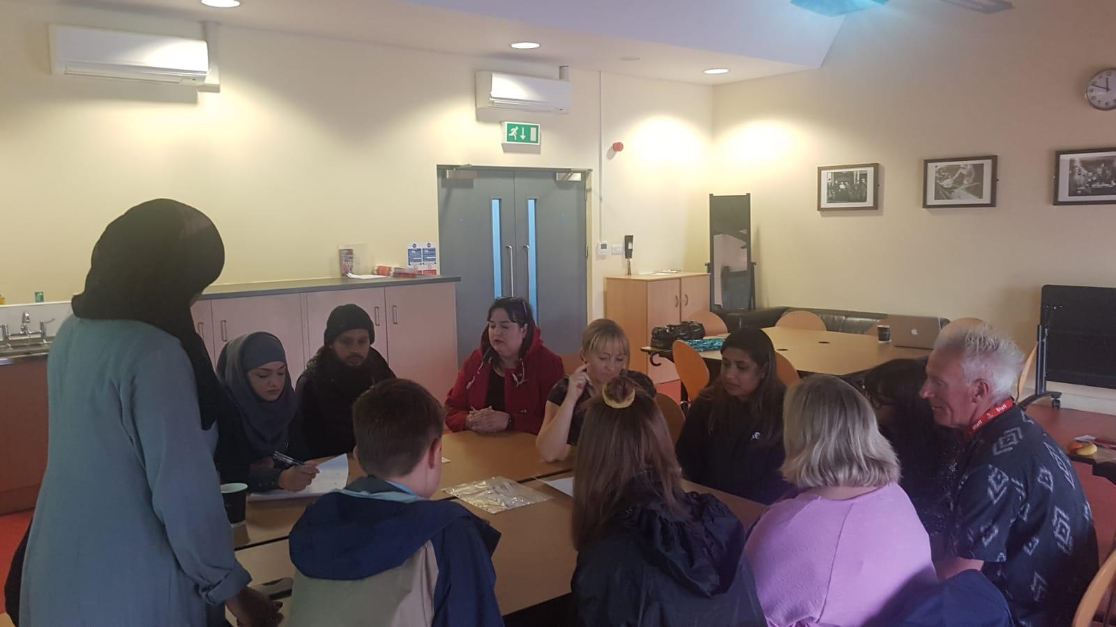 Gendered Islamophobia Workshop 15th of Oct in Swansea and 18th of Oct in Cardiff