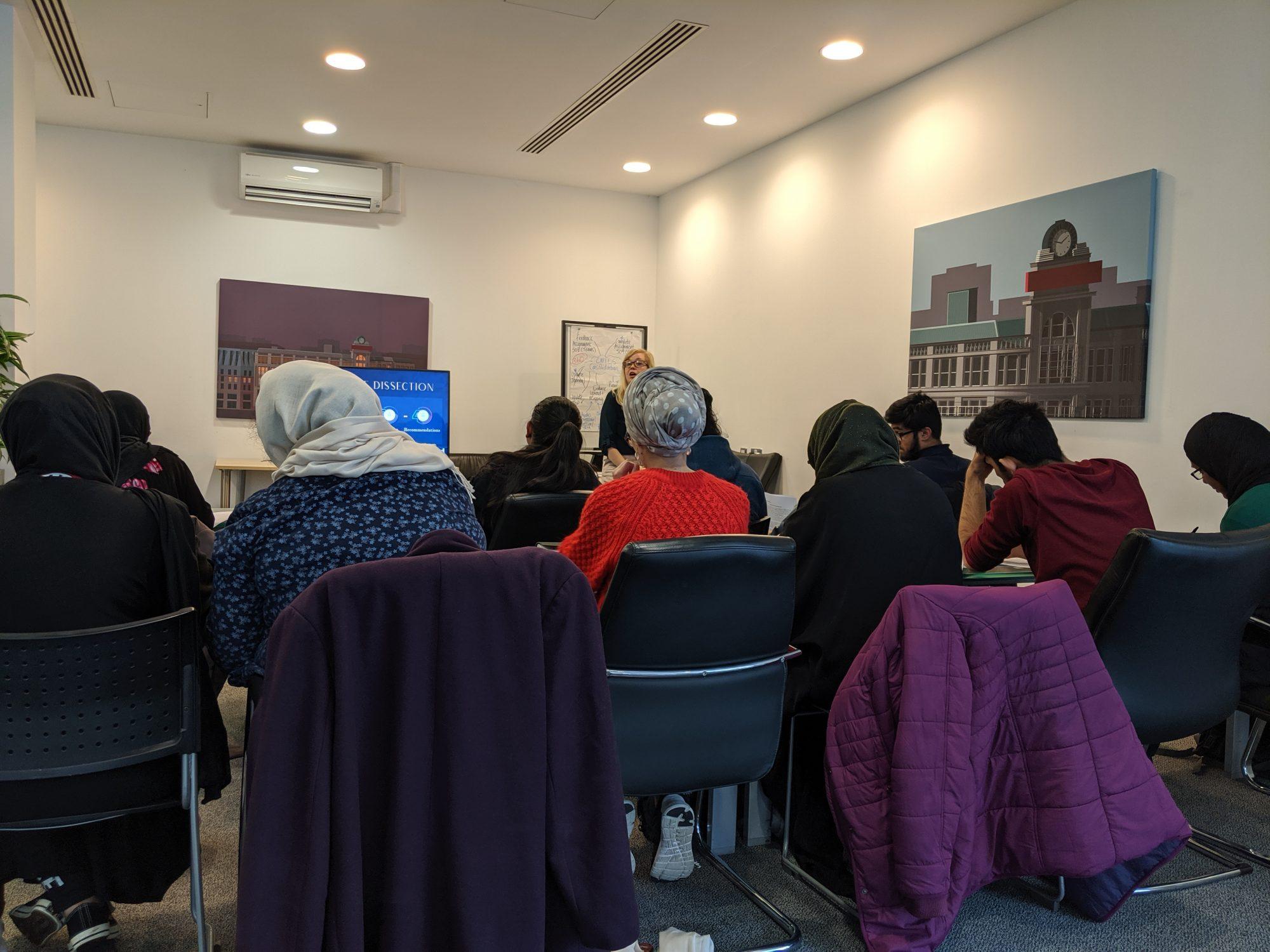 Skills Club: Writers' Workshop