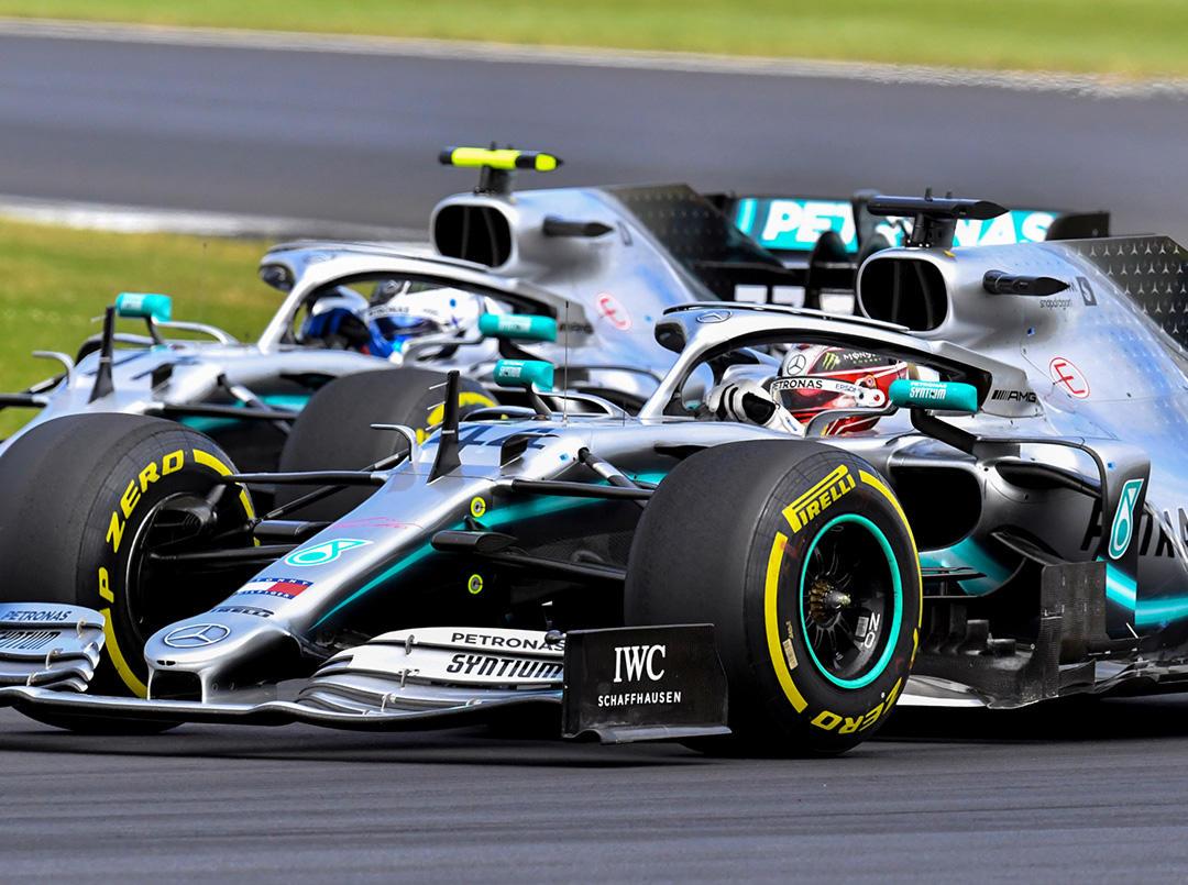 Mercedes F1 sack four staff members for Islamophobia