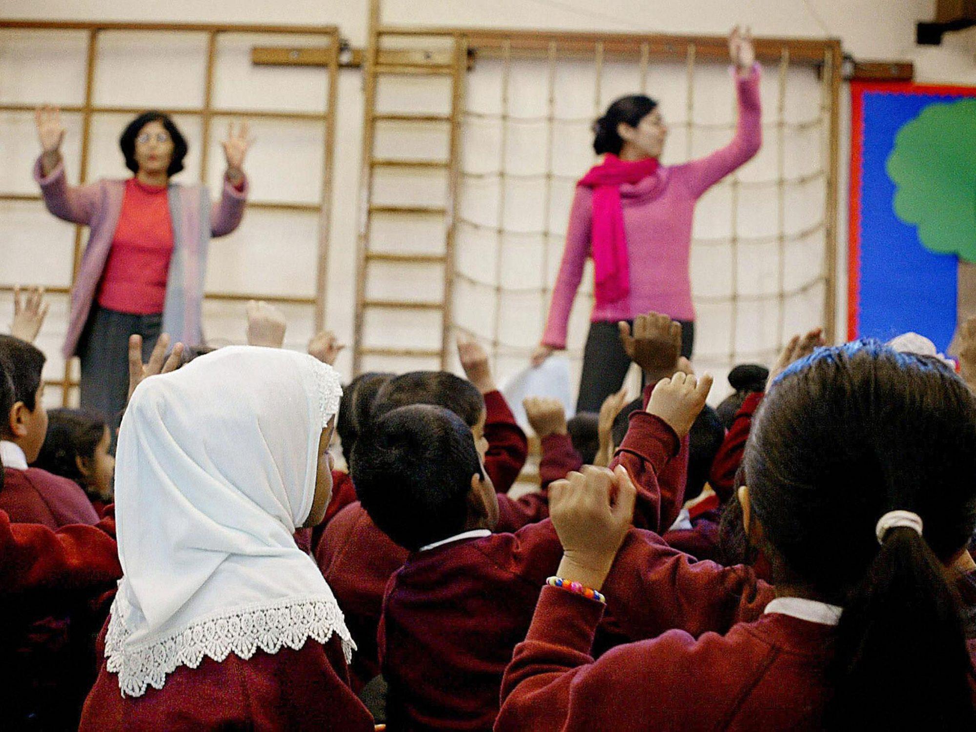 Muslims in Education
