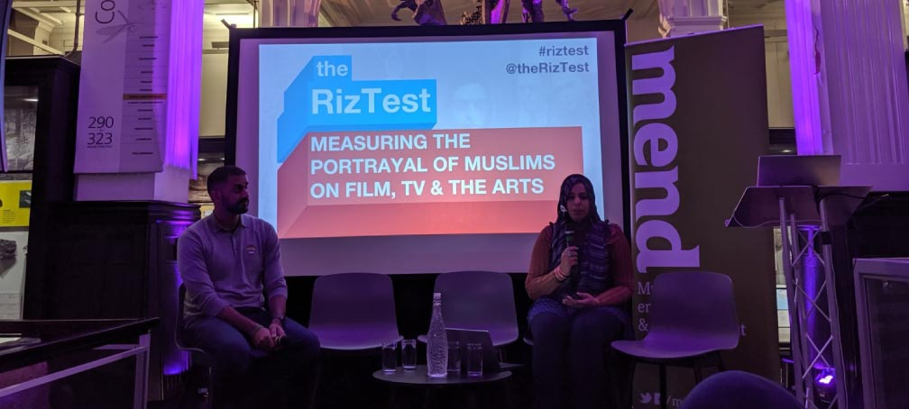 The Riz Test Manchester
