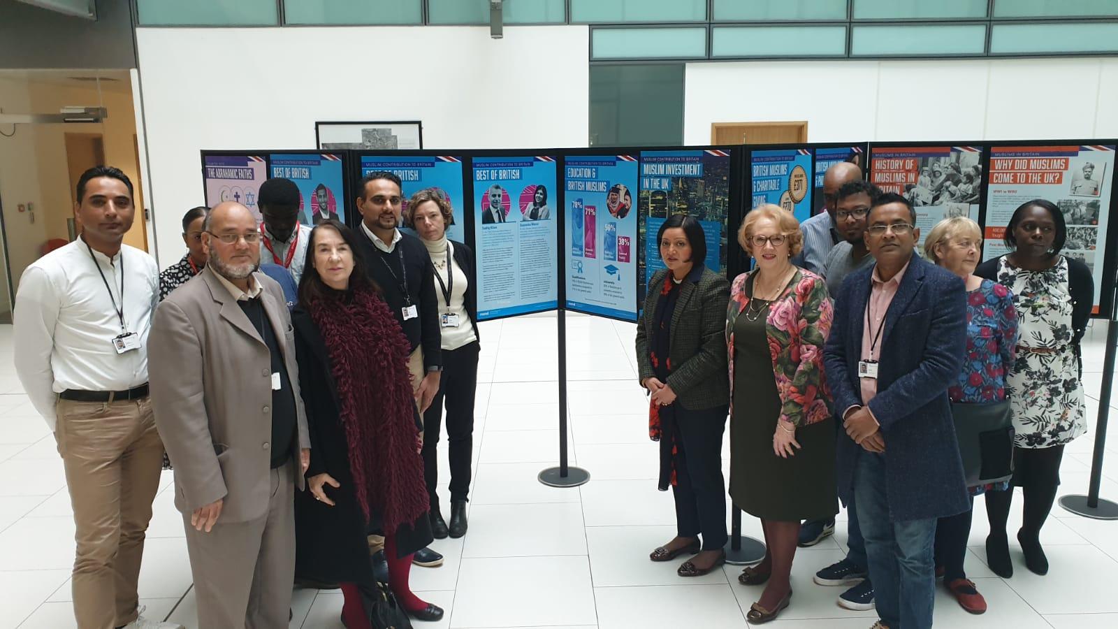 Islamophobia Awareness Exhibitions #IAM2019