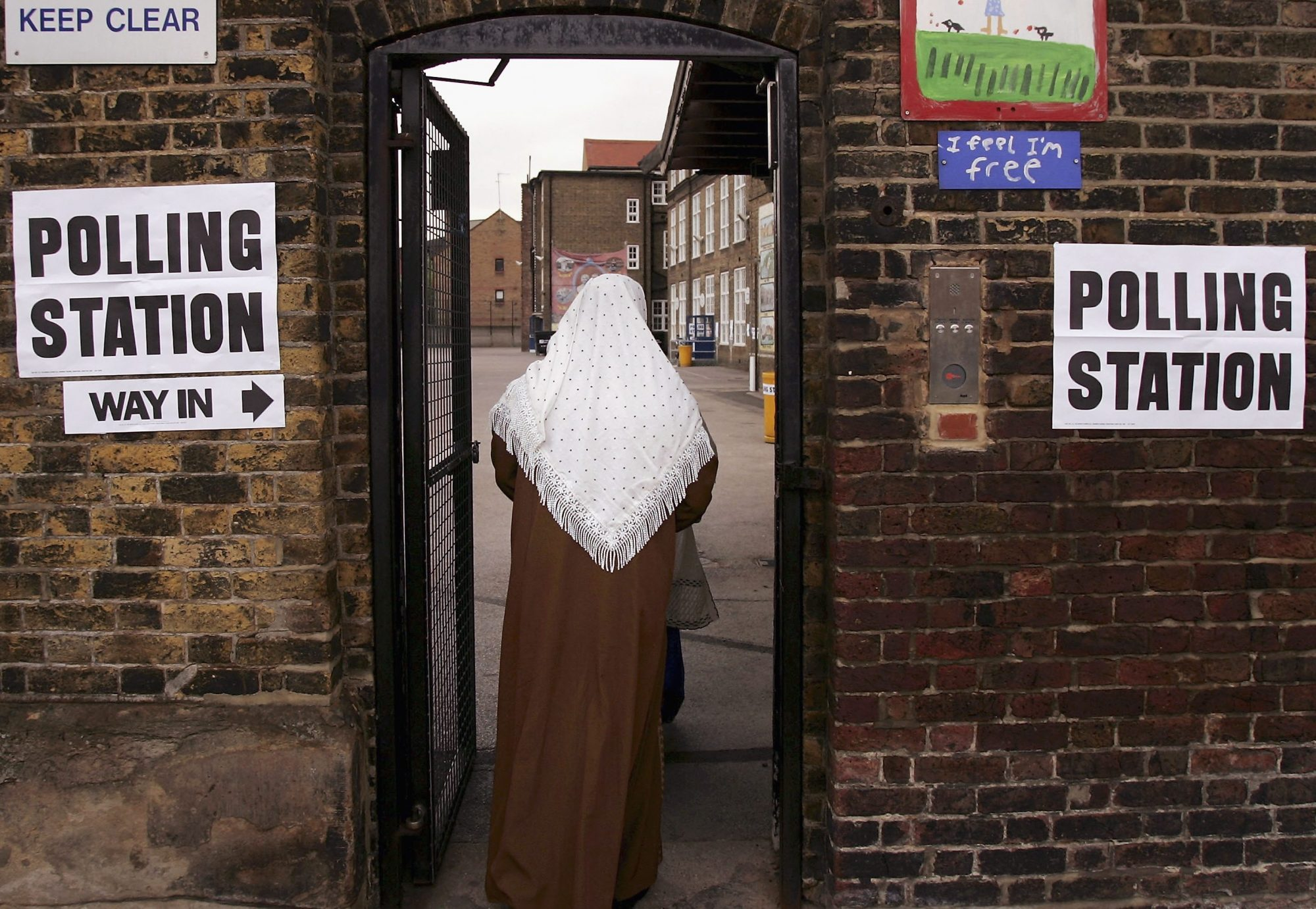 What Muslims are hoping the election result means for them