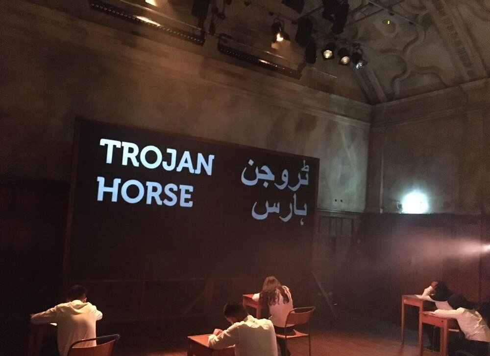 Stellar play exposes the reality behind the Trojan horse affair