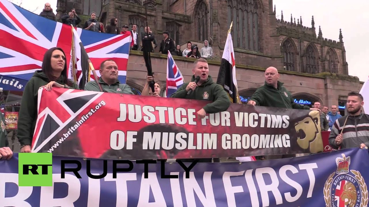 "Challenging the fake ""Muslim grooming gang"" narrative"