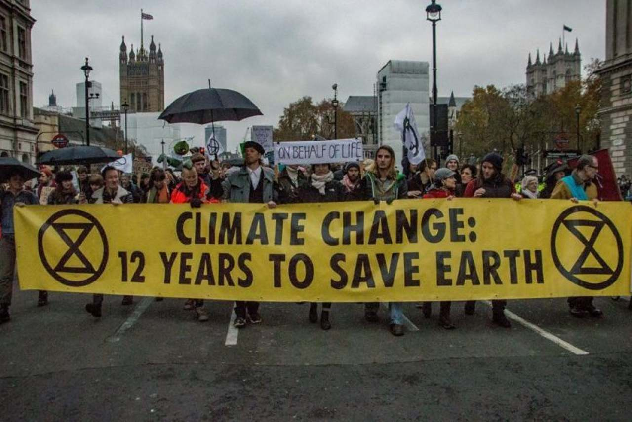 Listing Extinction Rebellion as extremist further questions PREVENT credibility