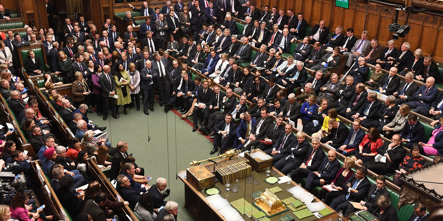 Coronavirus Bill in the House of Commons
