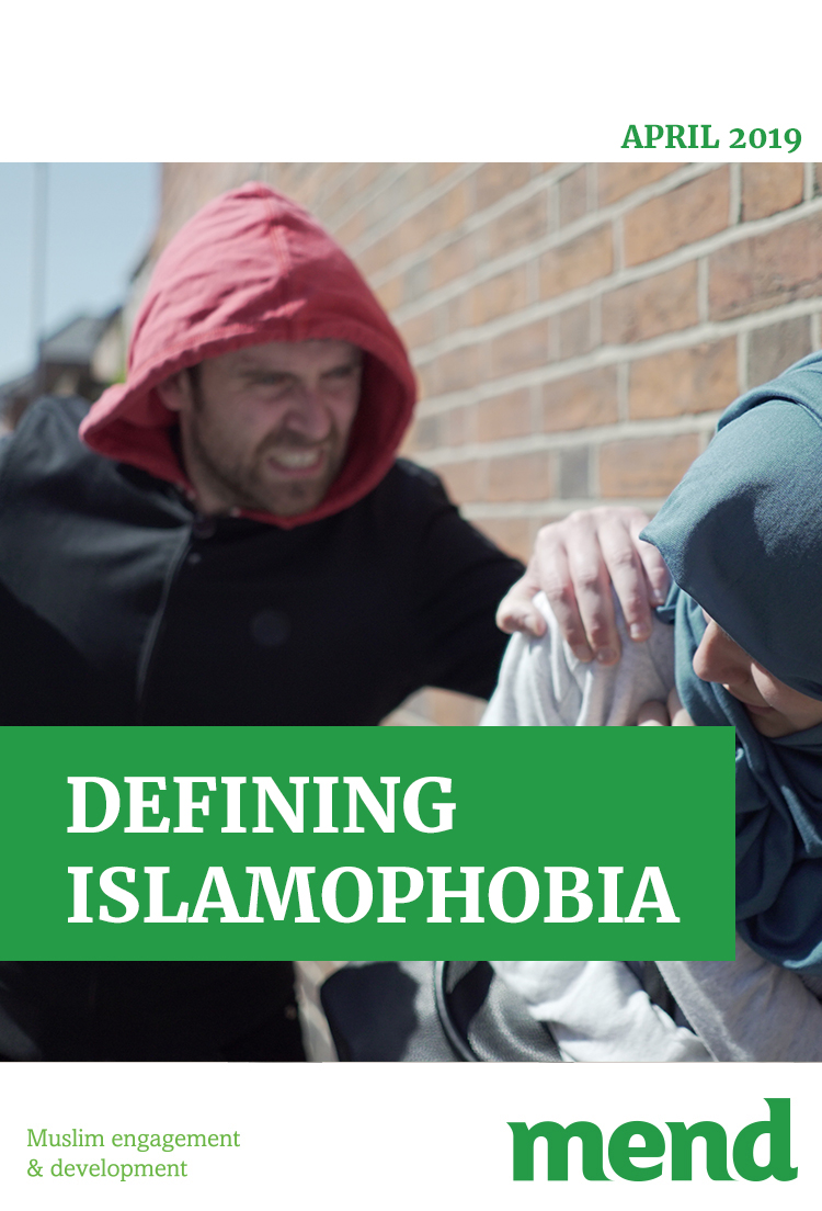 MEND Briefing Paper – Islamophobia