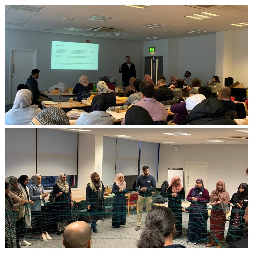 Advanced Training Course: Counter Jihad Network