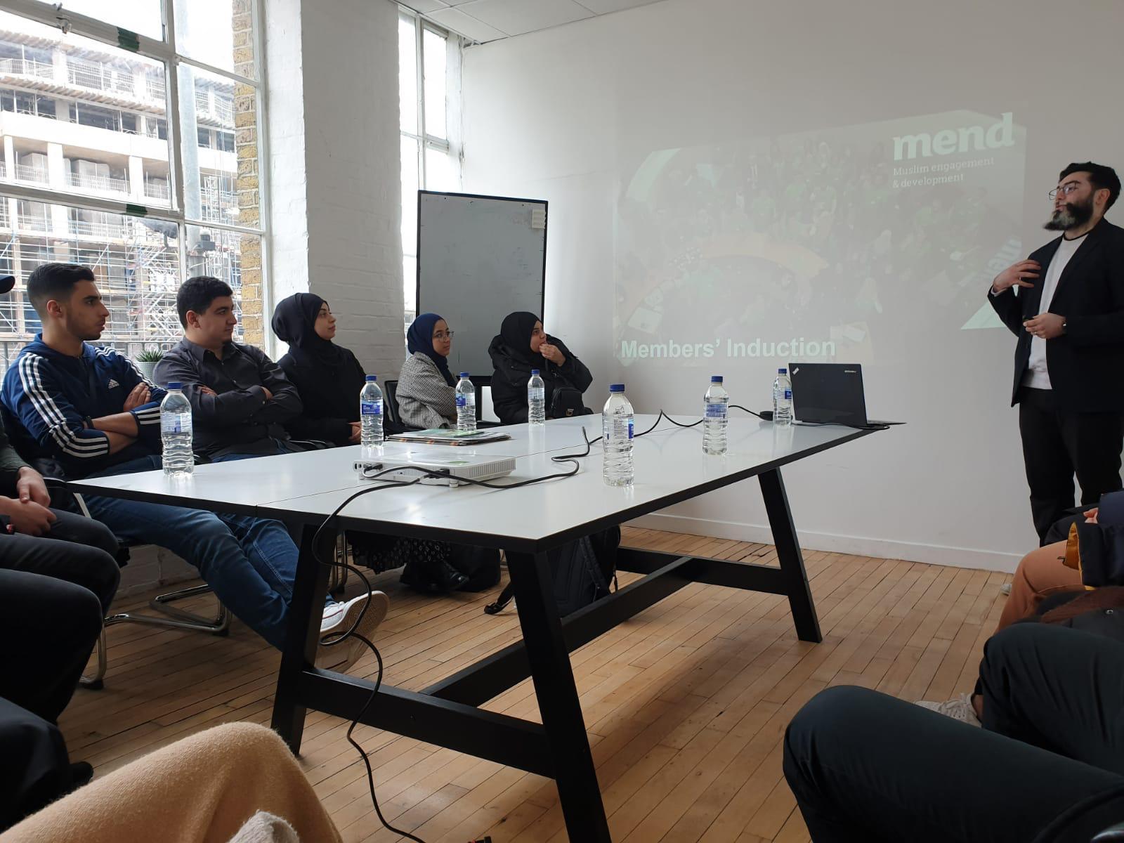 Belgium Students Meeting