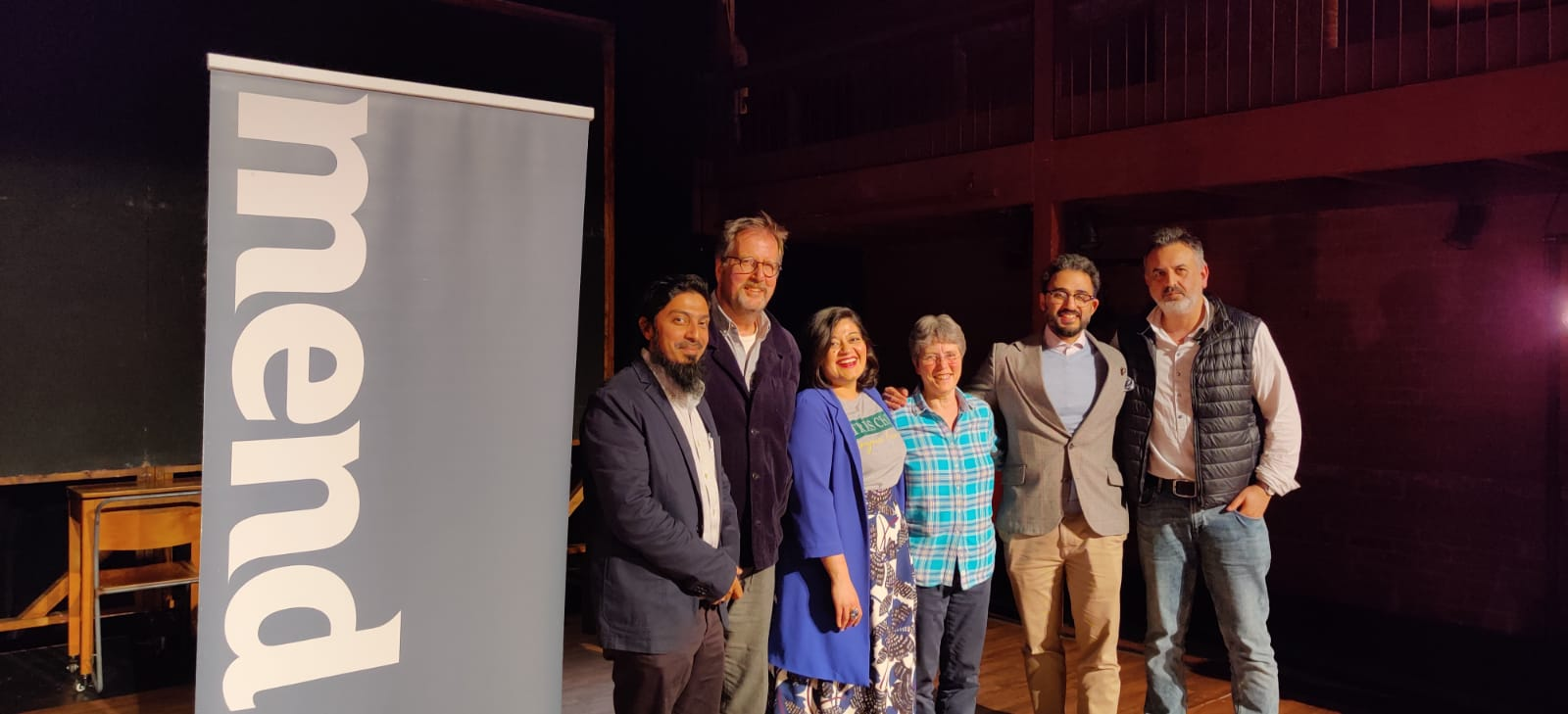 Trojan Horse Play – Oxford Panel Discussion (25/26th February 2020)