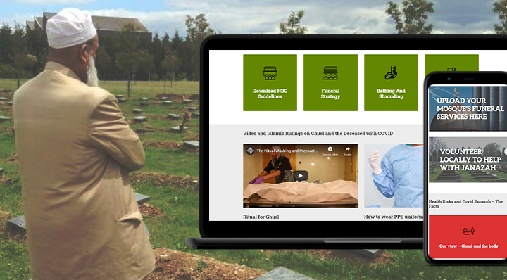 New Burials Information Website Launched By Mend