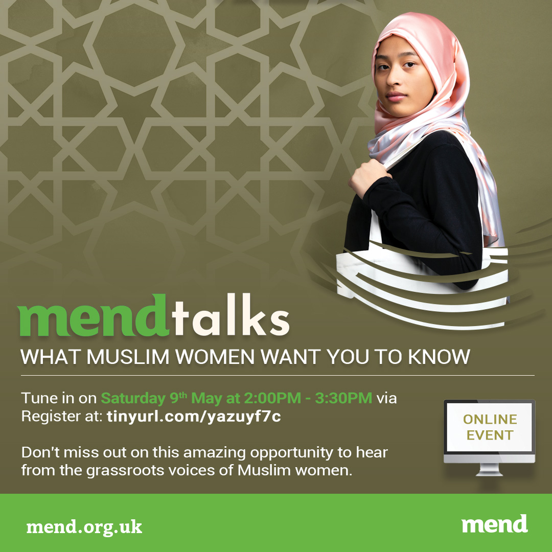 MENDtalks: What Muslim Women Want You to Know