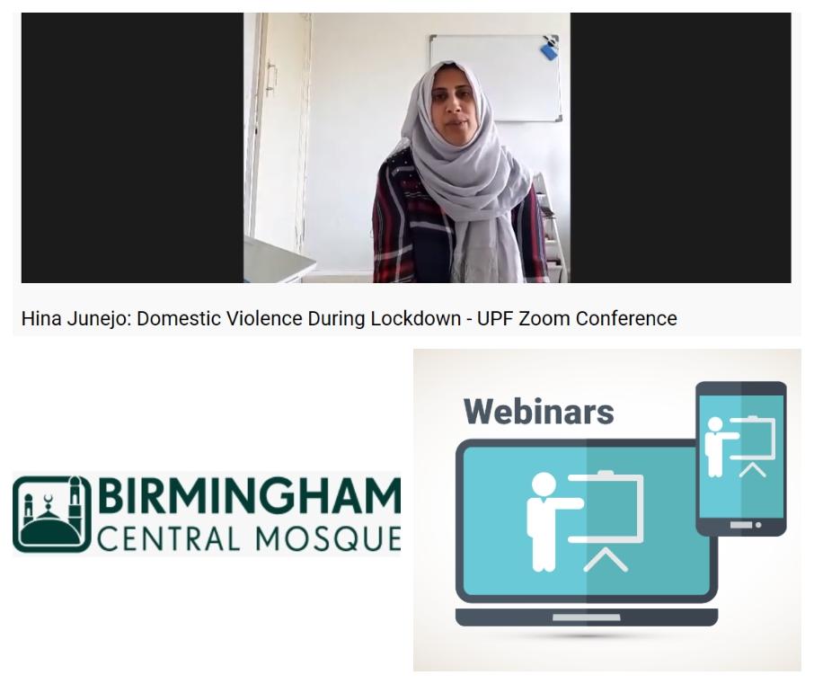 MEND Birmingham & Birmingam Central Masjid – My story behind the Path to Success Series
