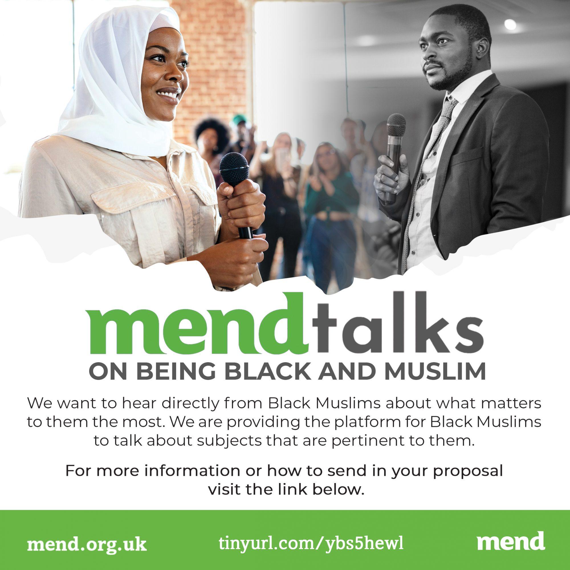 MENDTalks: On Being Black and Muslim (Contributors)