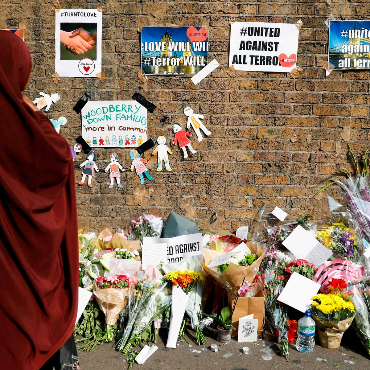 Three years after the terrorist attack in Finsbury Park and the threat of the far-right continues
