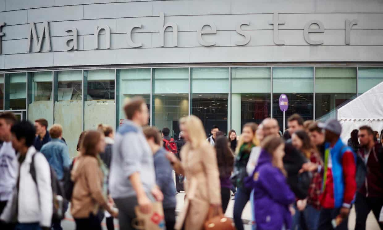 Manchester Colleges Sharing Data of Students Referred to PREVENT
