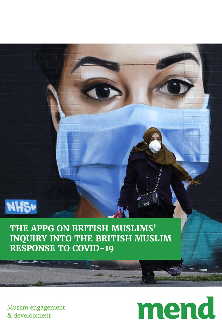 The APPG on British Muslims' inquiry into the British Muslim Response to COVID-19